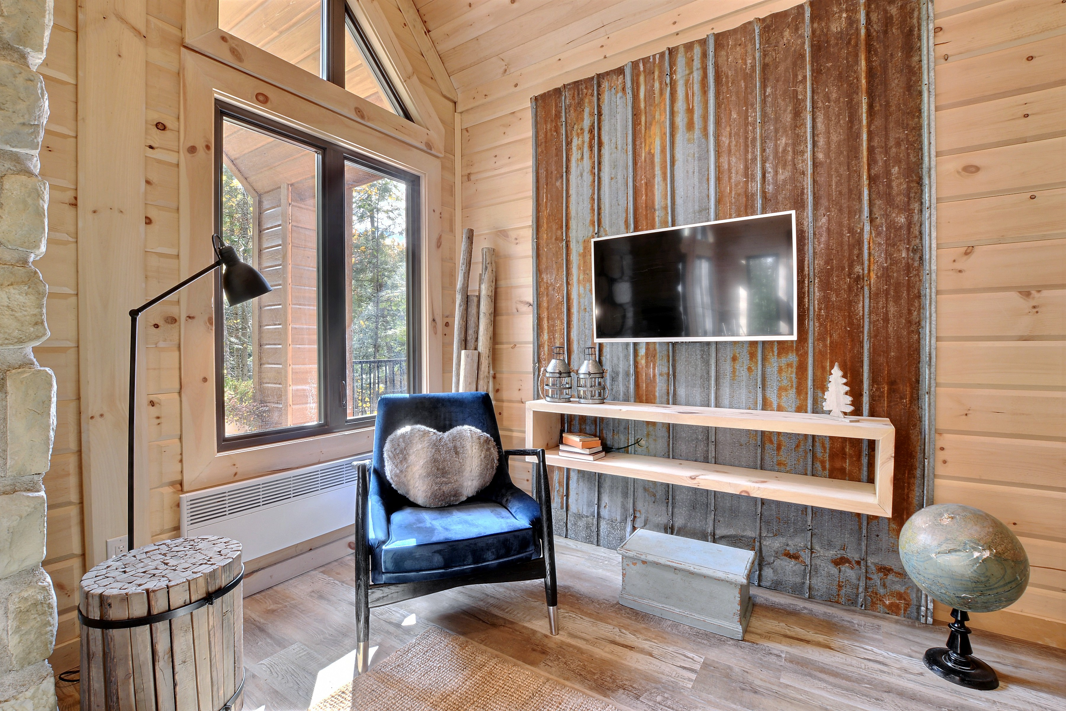 Timber Block Eastman Interior Photo