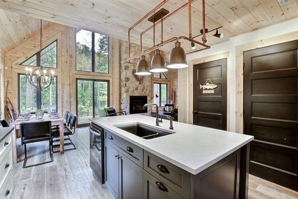 Timber Block Eastman Kitchen
