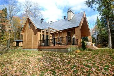 Timber Block Eastman exterior