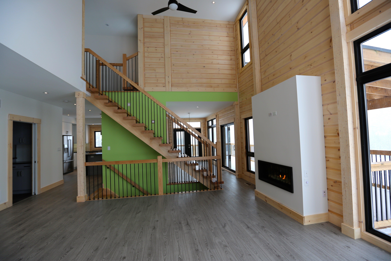 Timber Block Monterey Living Room