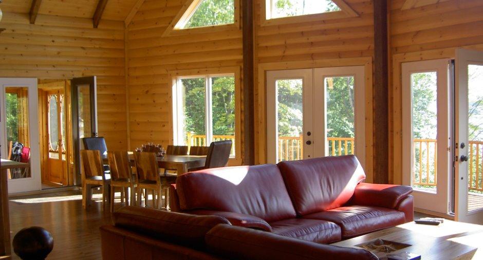 Timber Block windows and doors