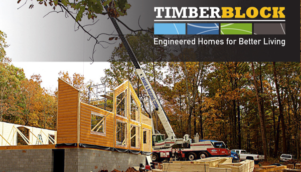 Timber Block sustainable homes