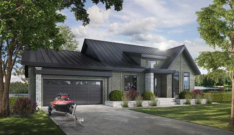 Timber Block Celeste model floor plan