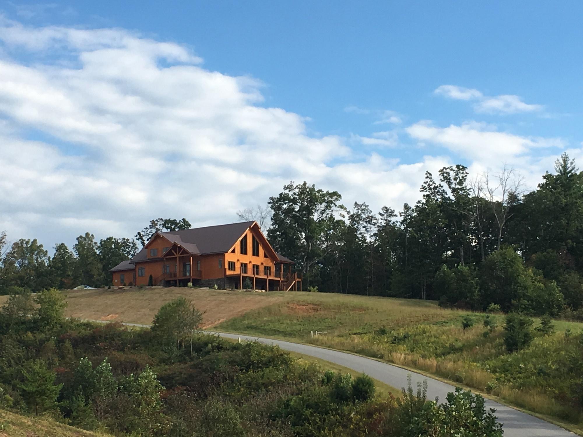 Home Builder Timber Block USA