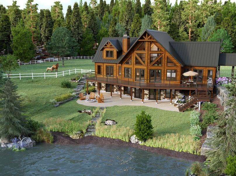 Timber Block custom Denver