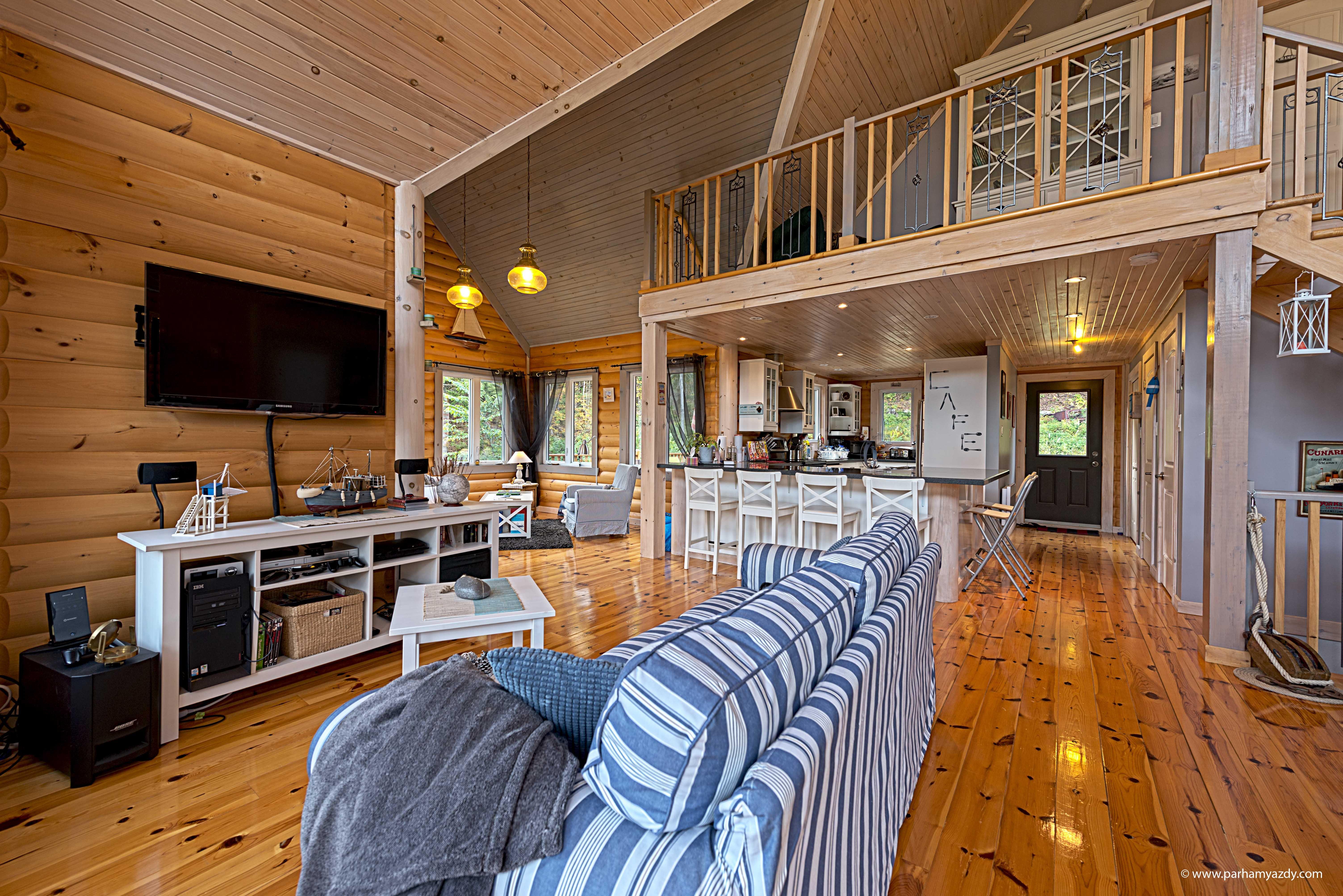 Timber Block Datkota Interior