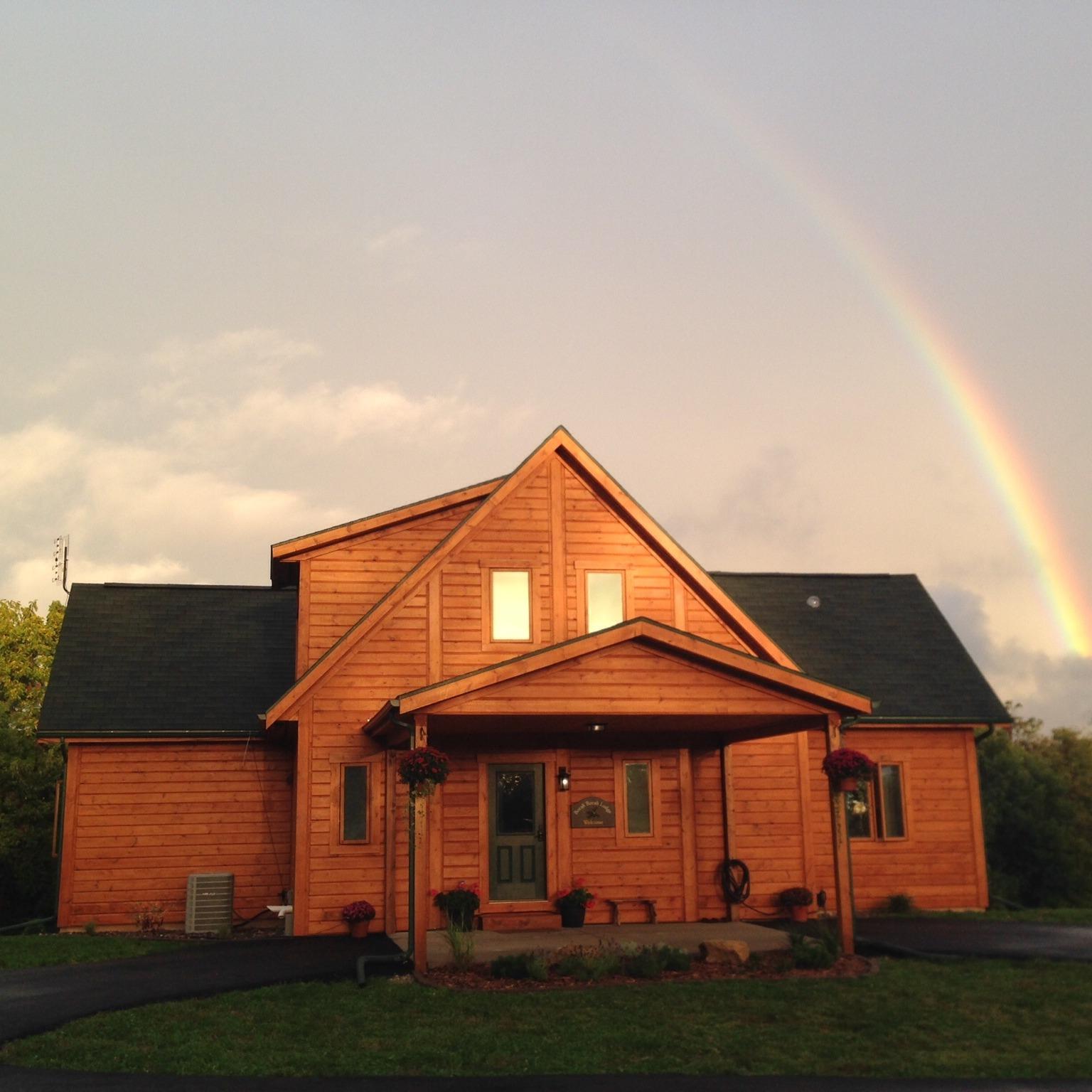 Timber Block Dakota Rainbow