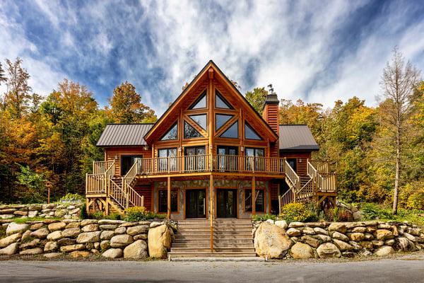 Timber Block Dakota Classic Home