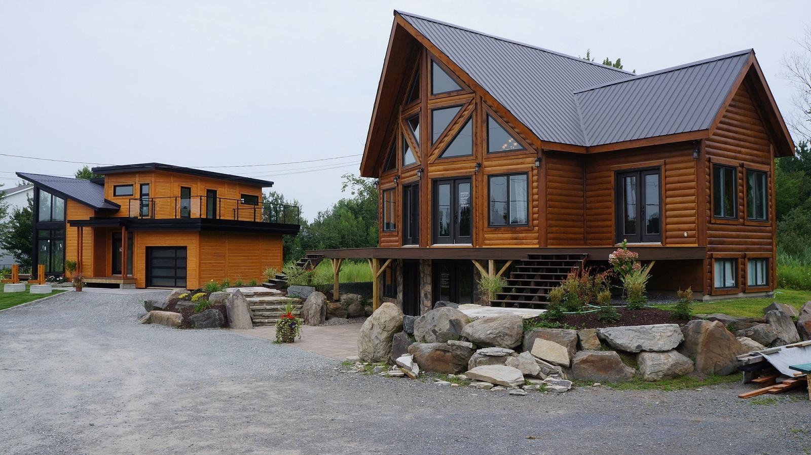 Timber Block Granby Model