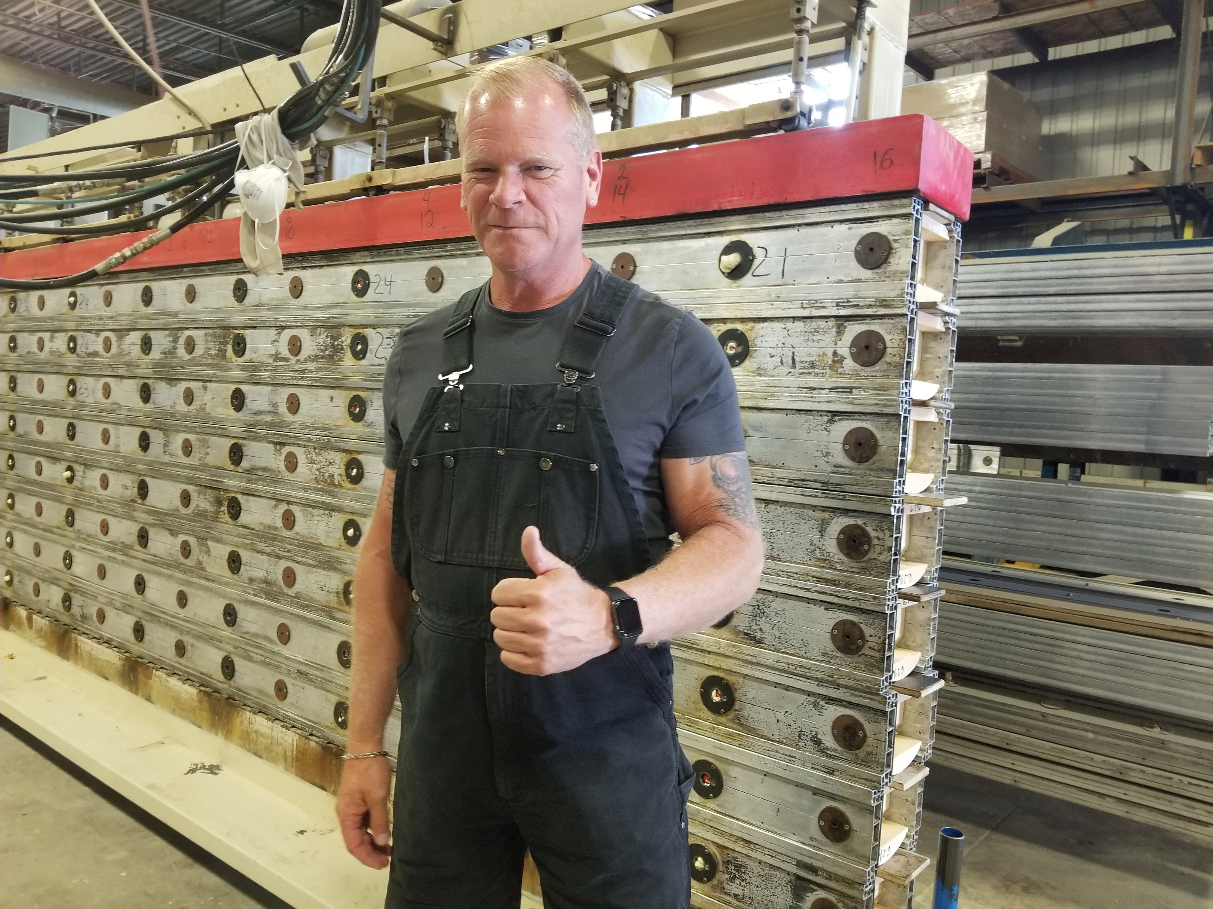 Mike-homes-Timber-block-factory