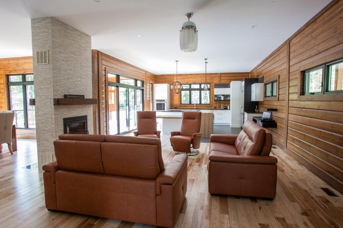 Timber Block Sun Lakes Living Room