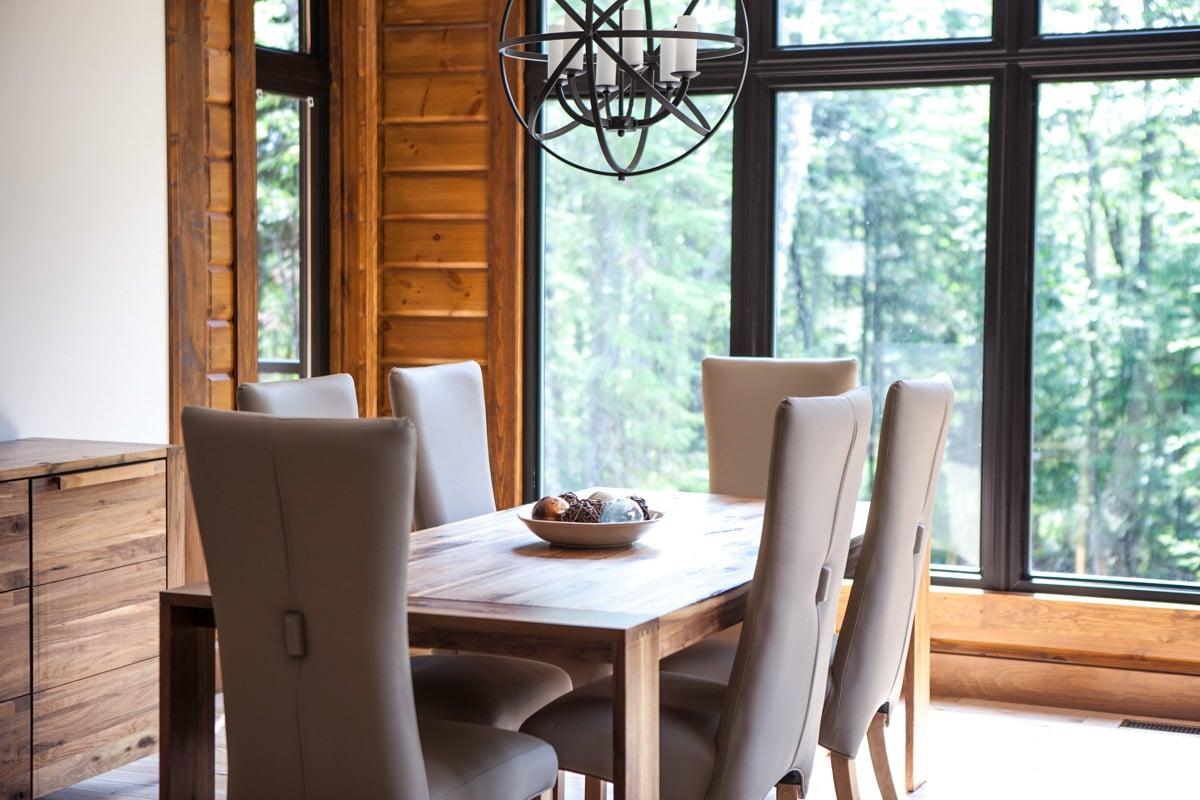Timber Block Sun Lakes Dining Room