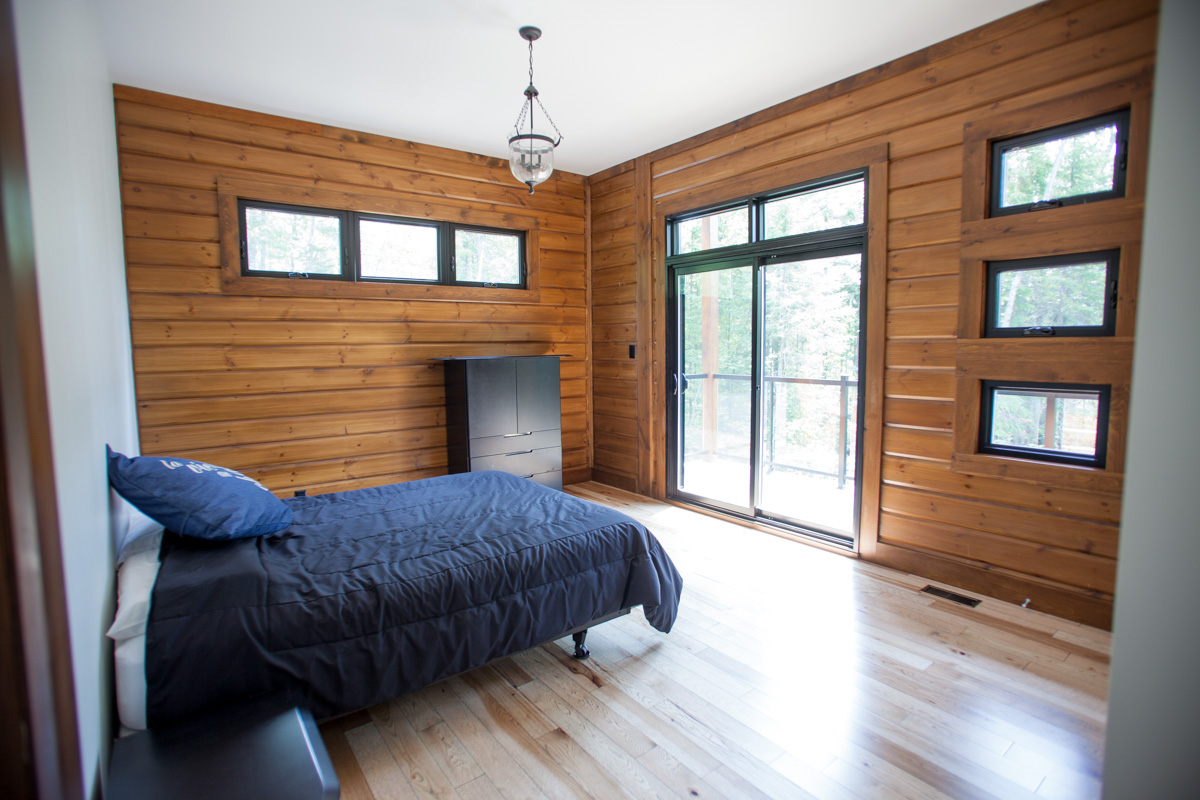 Timber Block Sun Lakes Bedroom