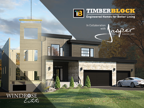 Timber Block Collingwood Ontario