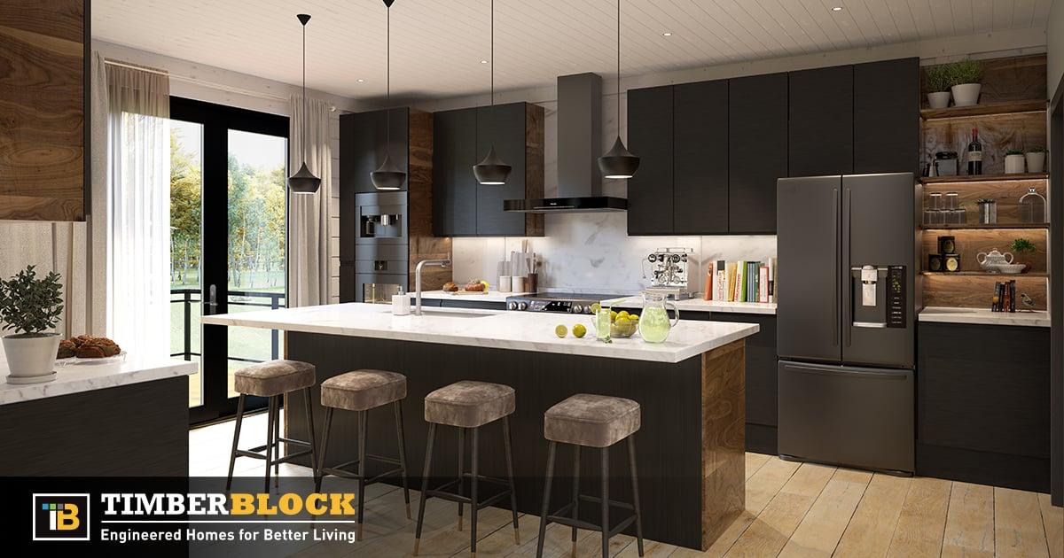 Timber Block Ontario interior design