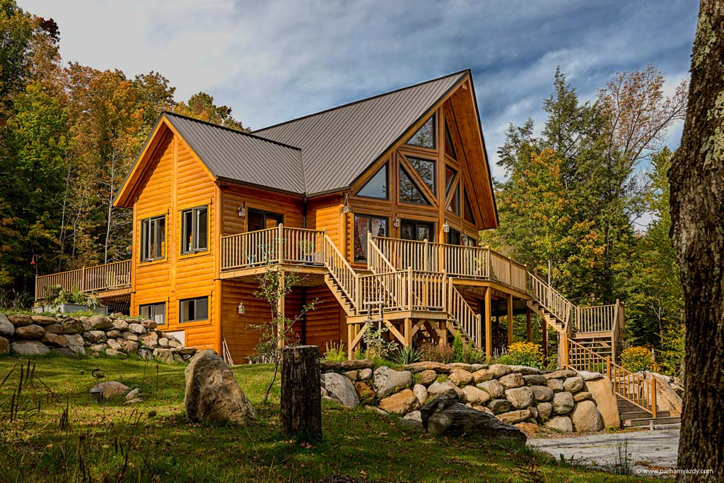 Timber Block Engineered Home - Stain Warranty