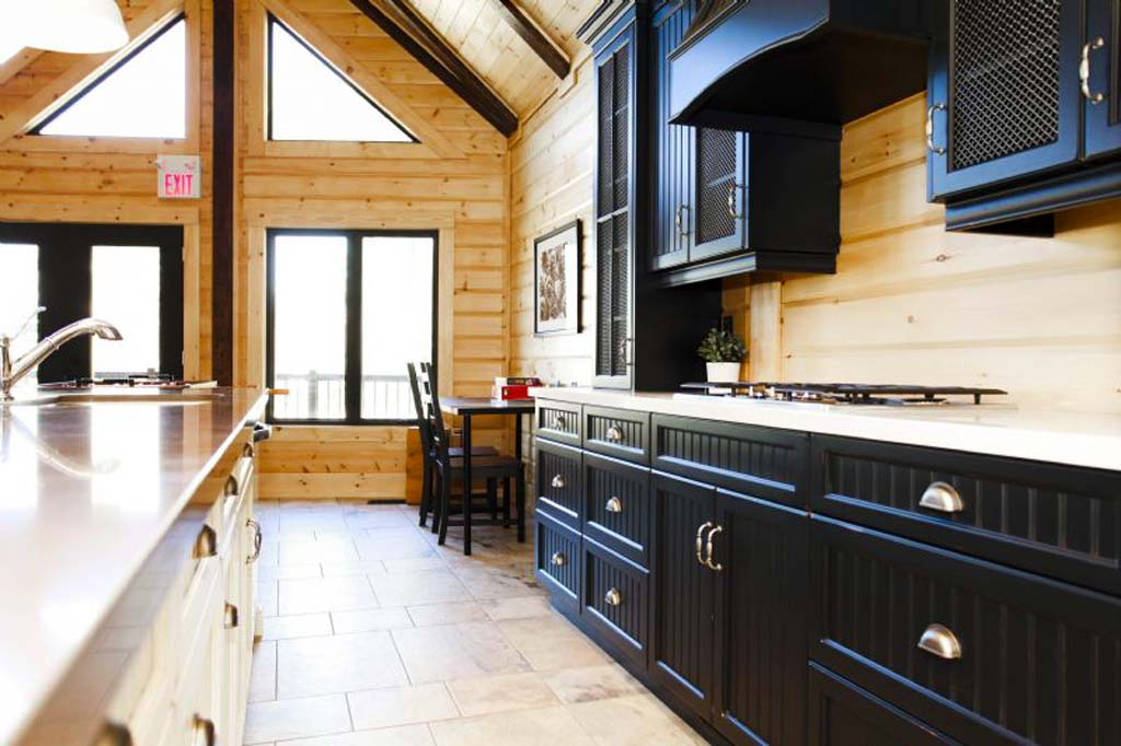 Labrador Kitchen Timber Block
