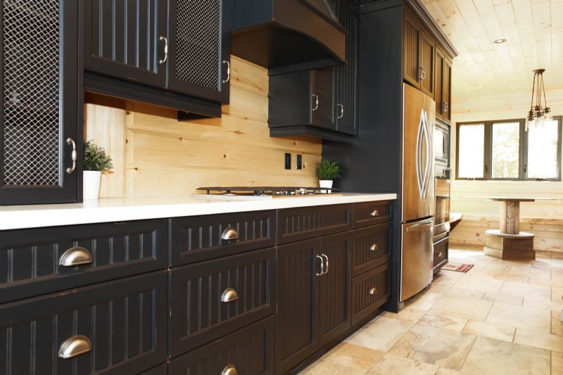 Timber Block Classic Kitchen home