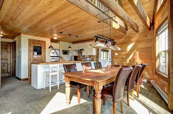 Timber Block Classic Kitchen