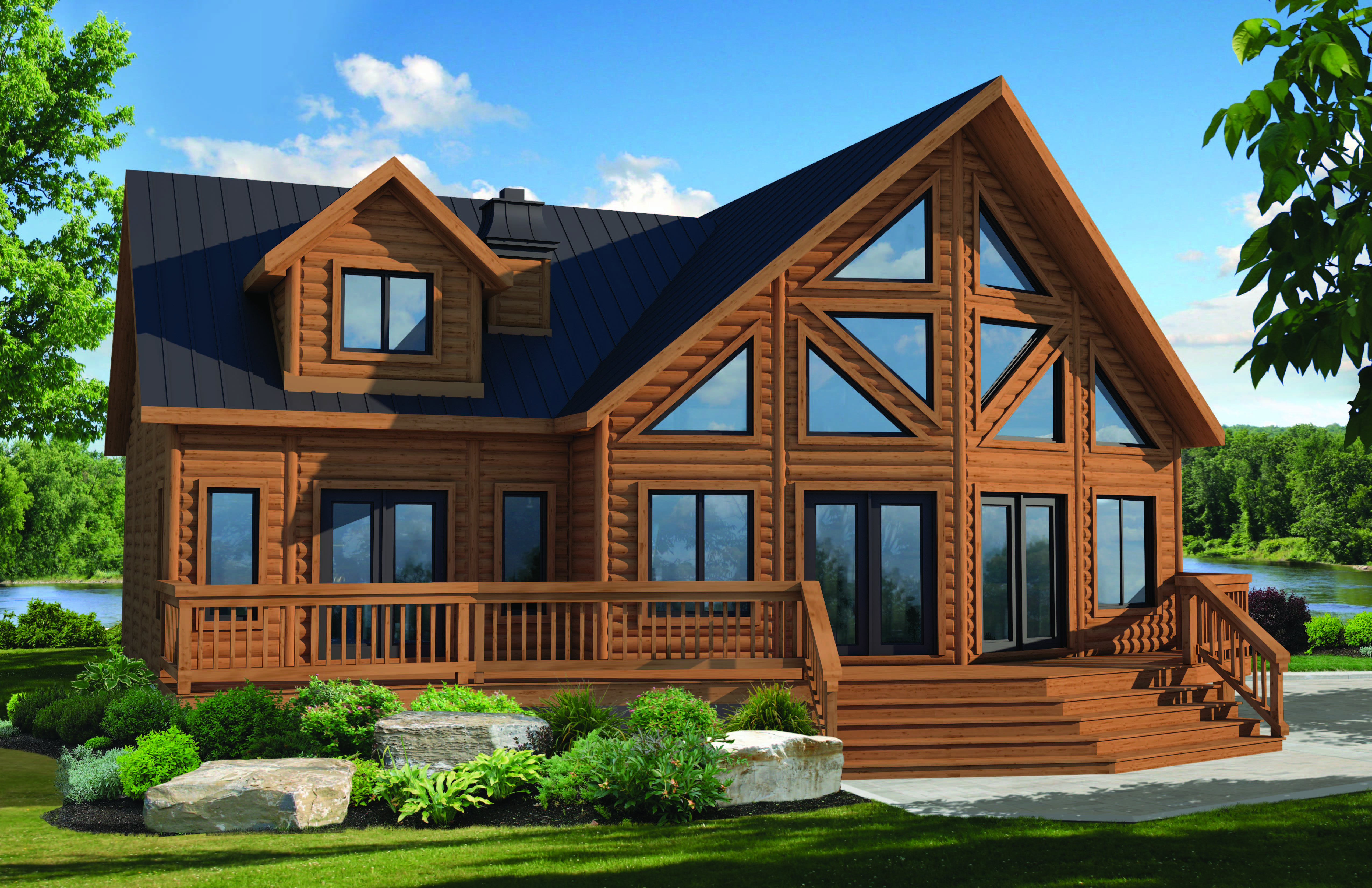 LABRADOR Timber Block Classic Series