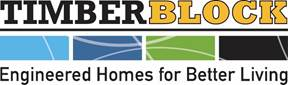 Timber Block Engineered Homes Logo