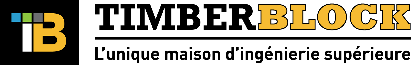 Timber Block logo français