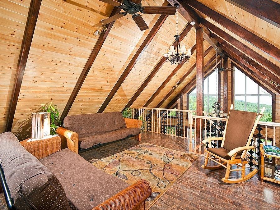 Timber Block Classic Loft
