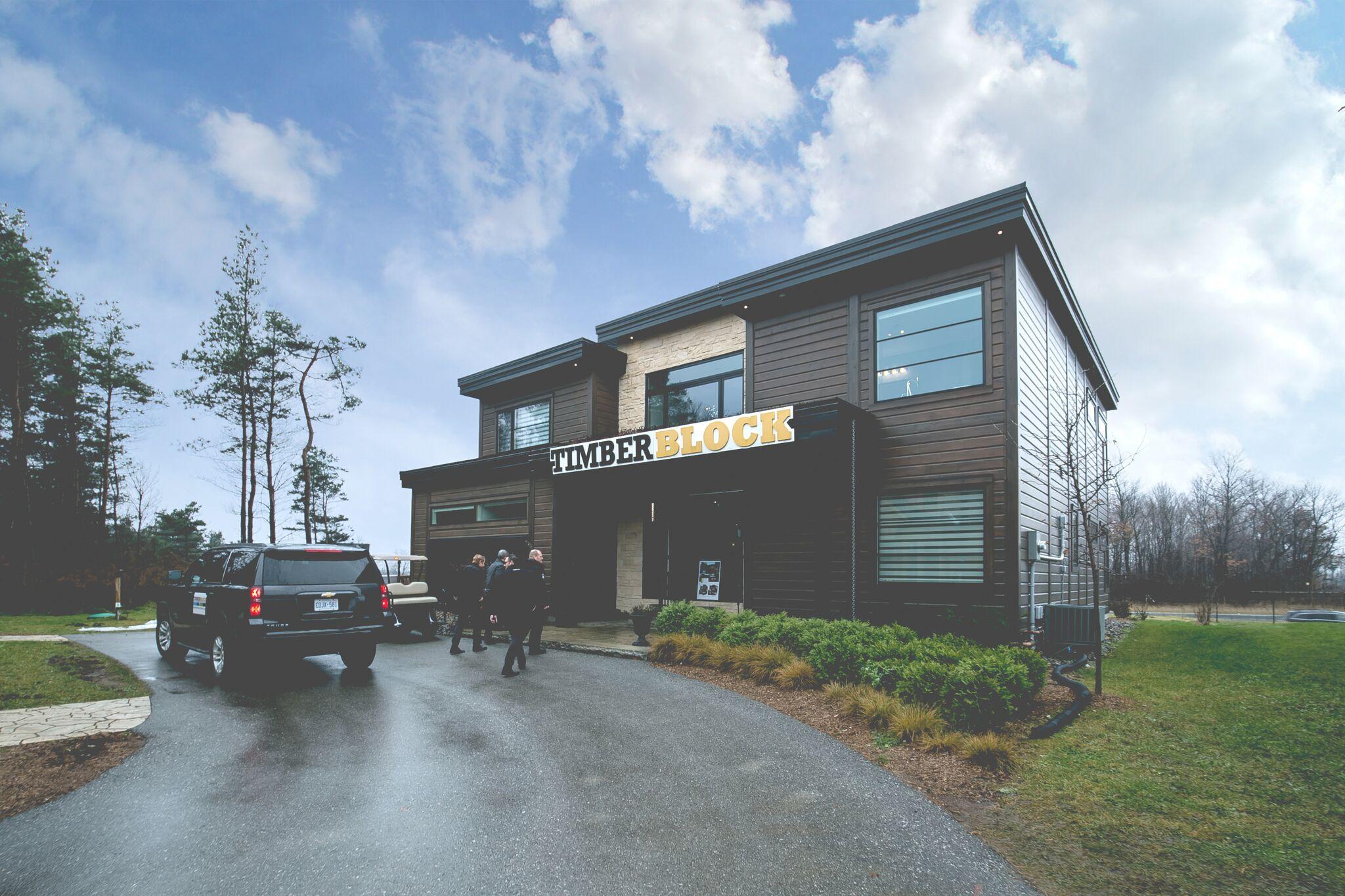 Timber Block Ontario holmes