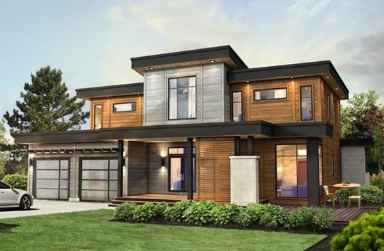 Timber Block Morgan model Contemporary