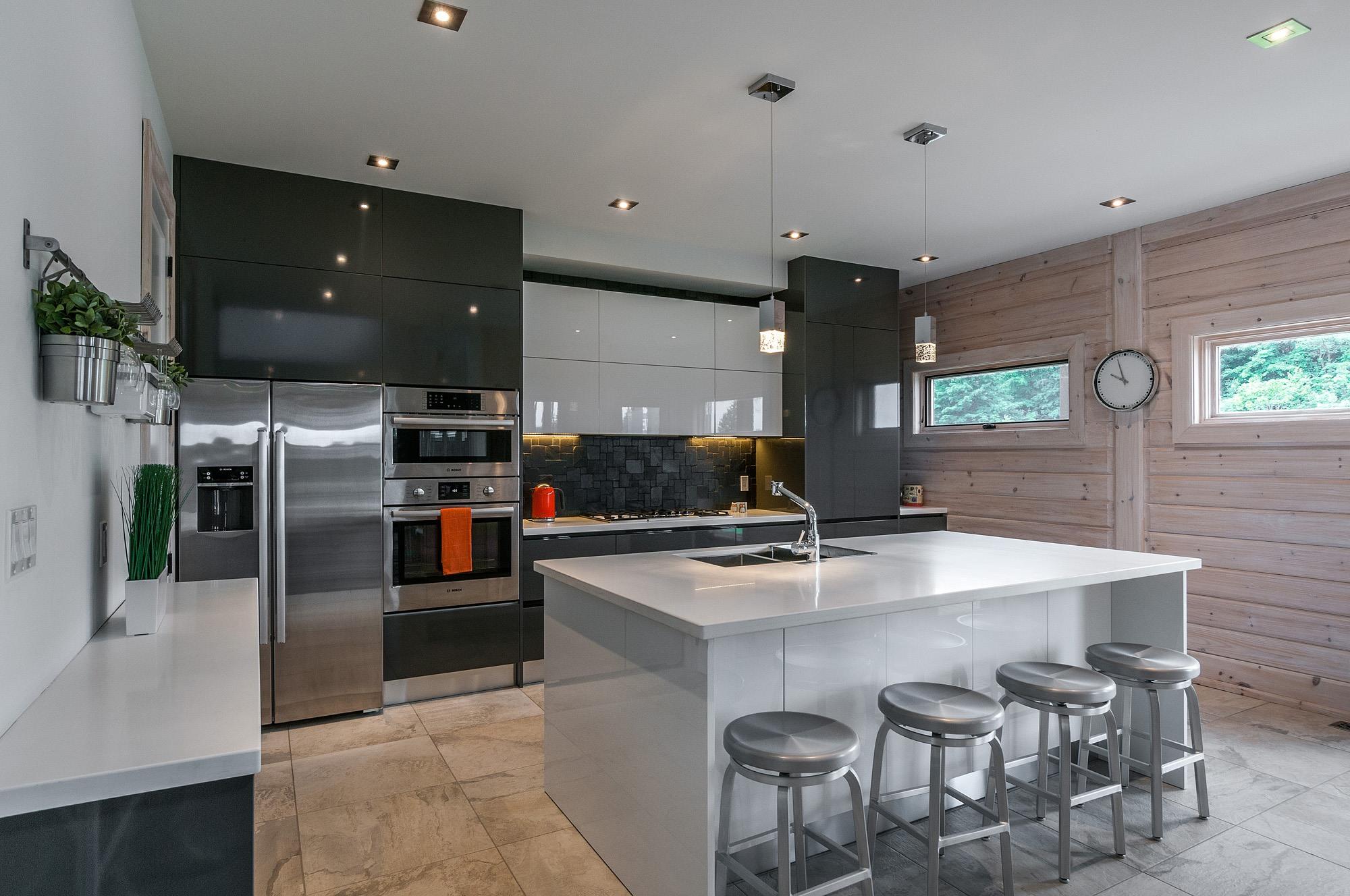 Timber Block contemporary floor plans ontario