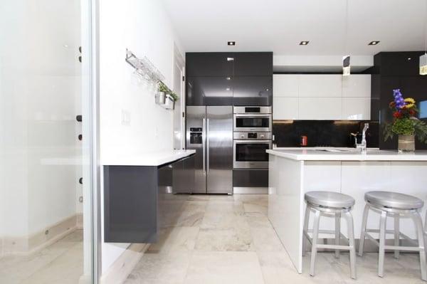 Timber Block Milano model contemporary