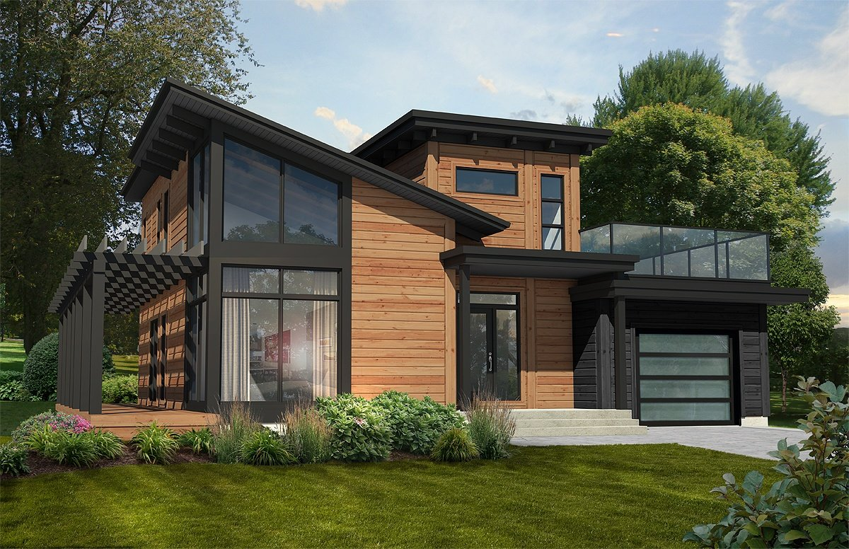 Timber Block Contemporary