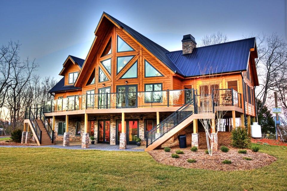 NC-Show-Home timber block