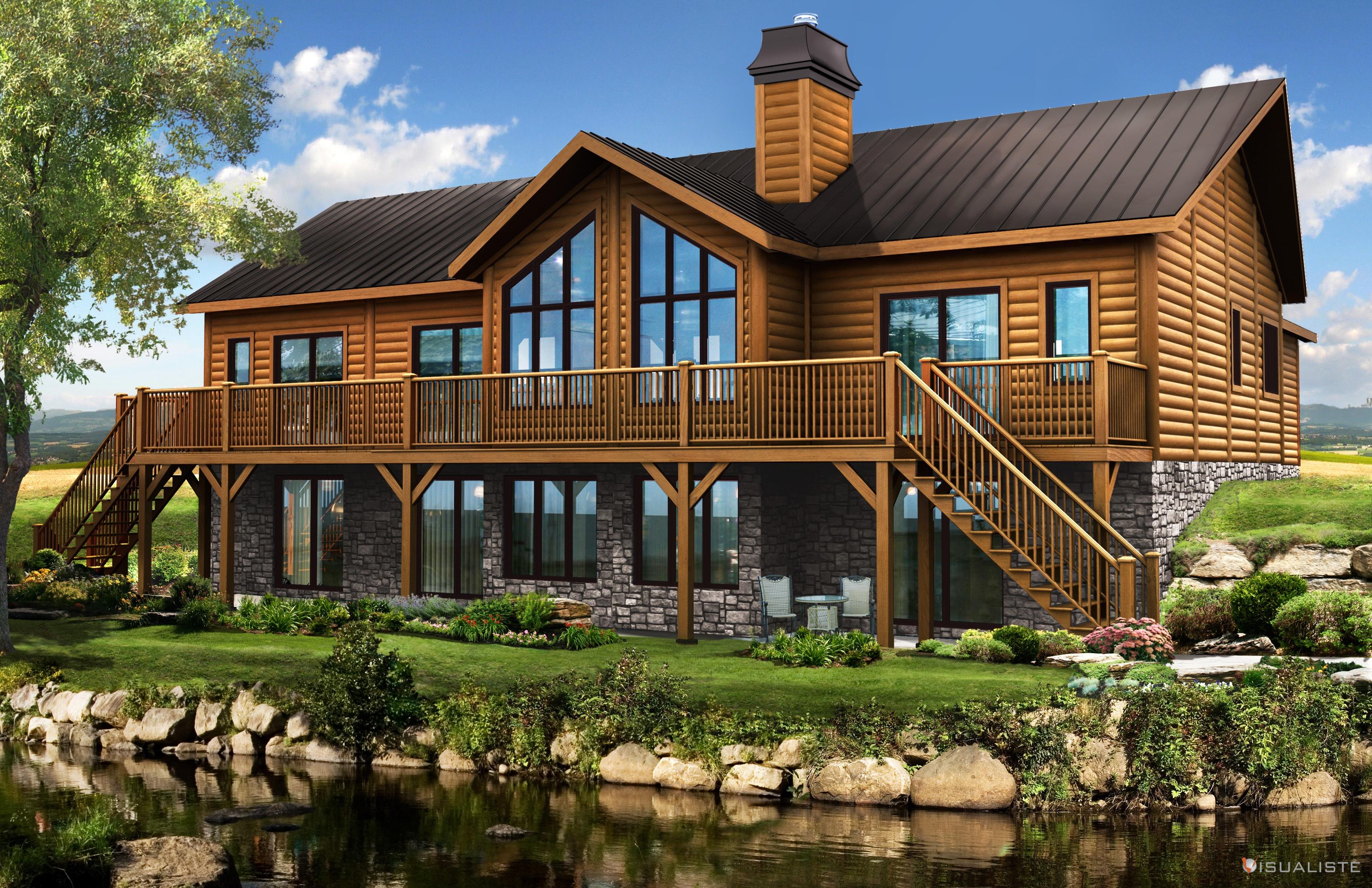 Timber Block newton