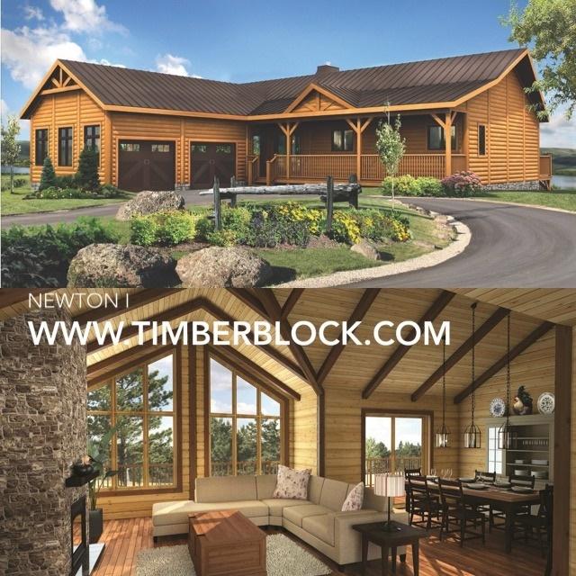Timber Block Engineered Homes USA