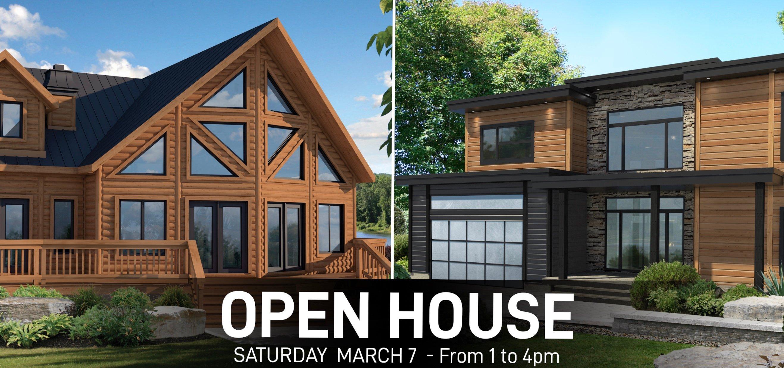 Timber Block Ontario Open House
