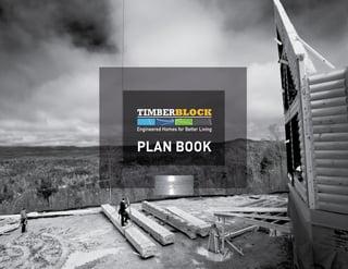 Timber Block Plan Book