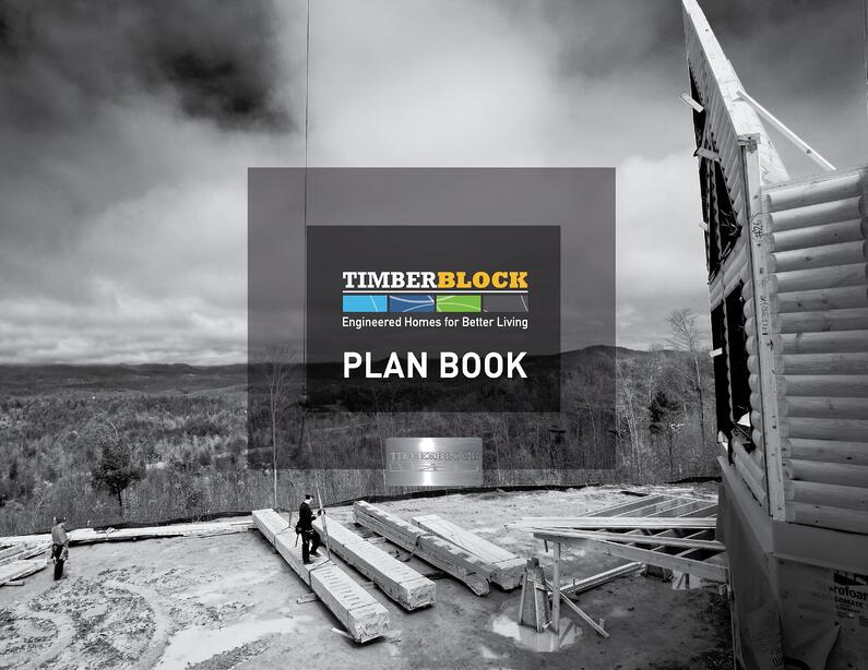 Timber Block Floor Plan Book NC