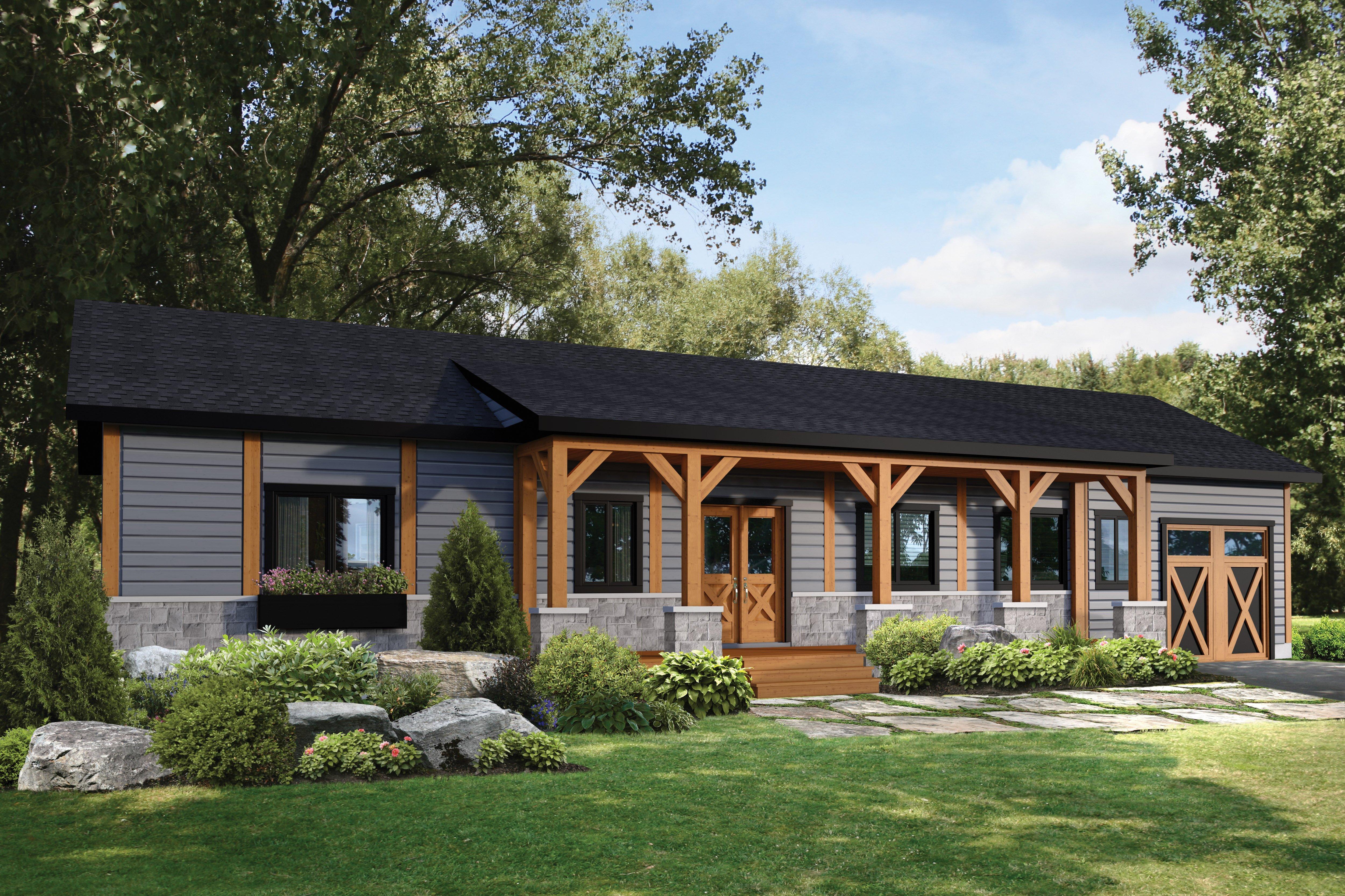 Timber Block Redmond Model