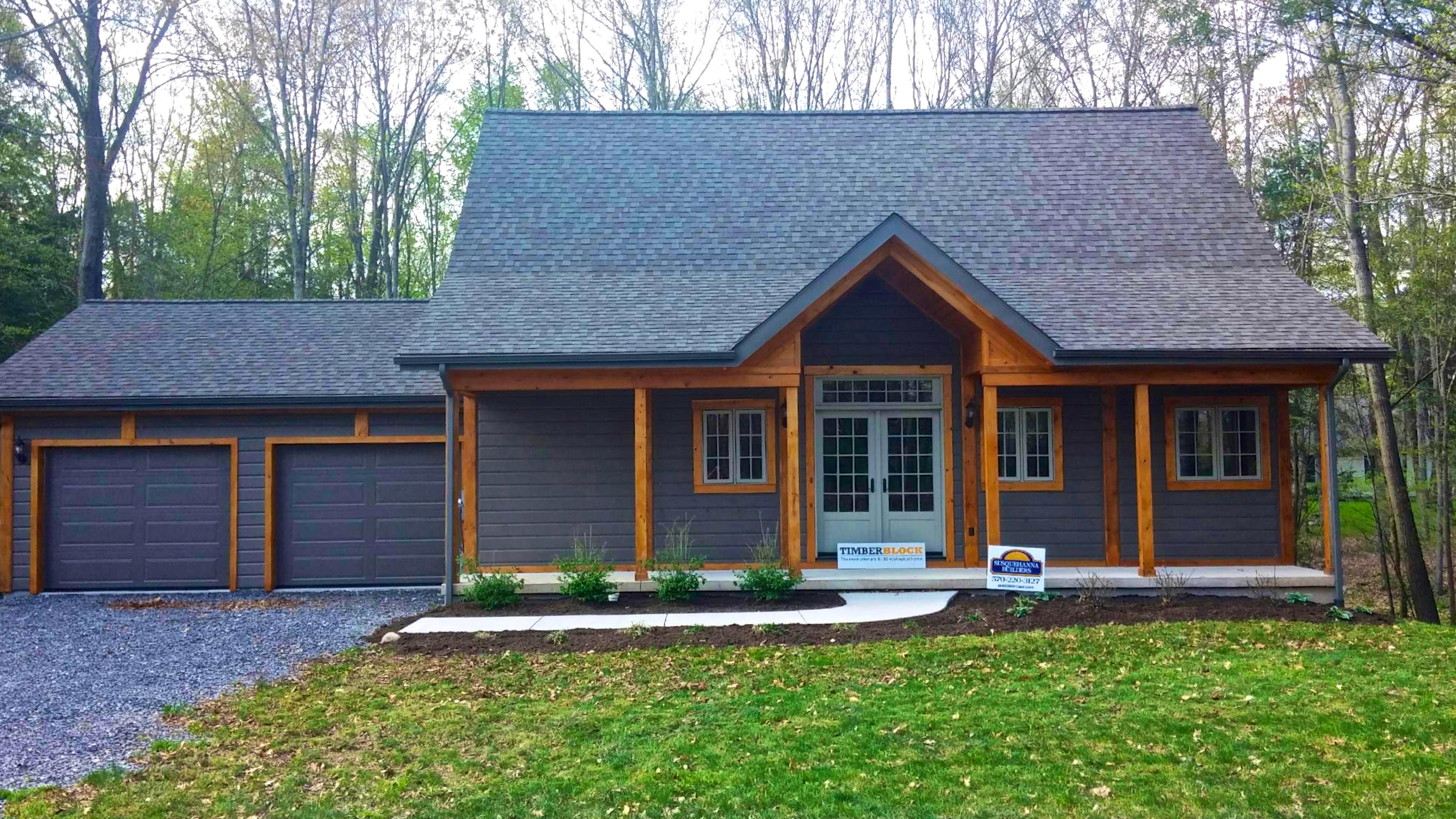Timber Block Home builder Pennsylvania