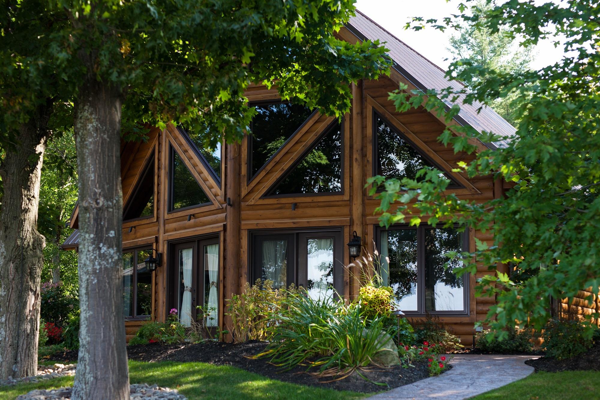 Timber Block St. Bernard