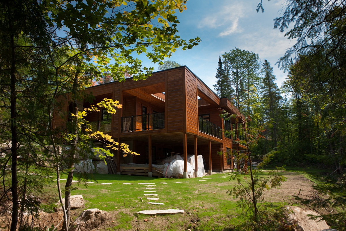 Sun Lakes Timber Block Homes