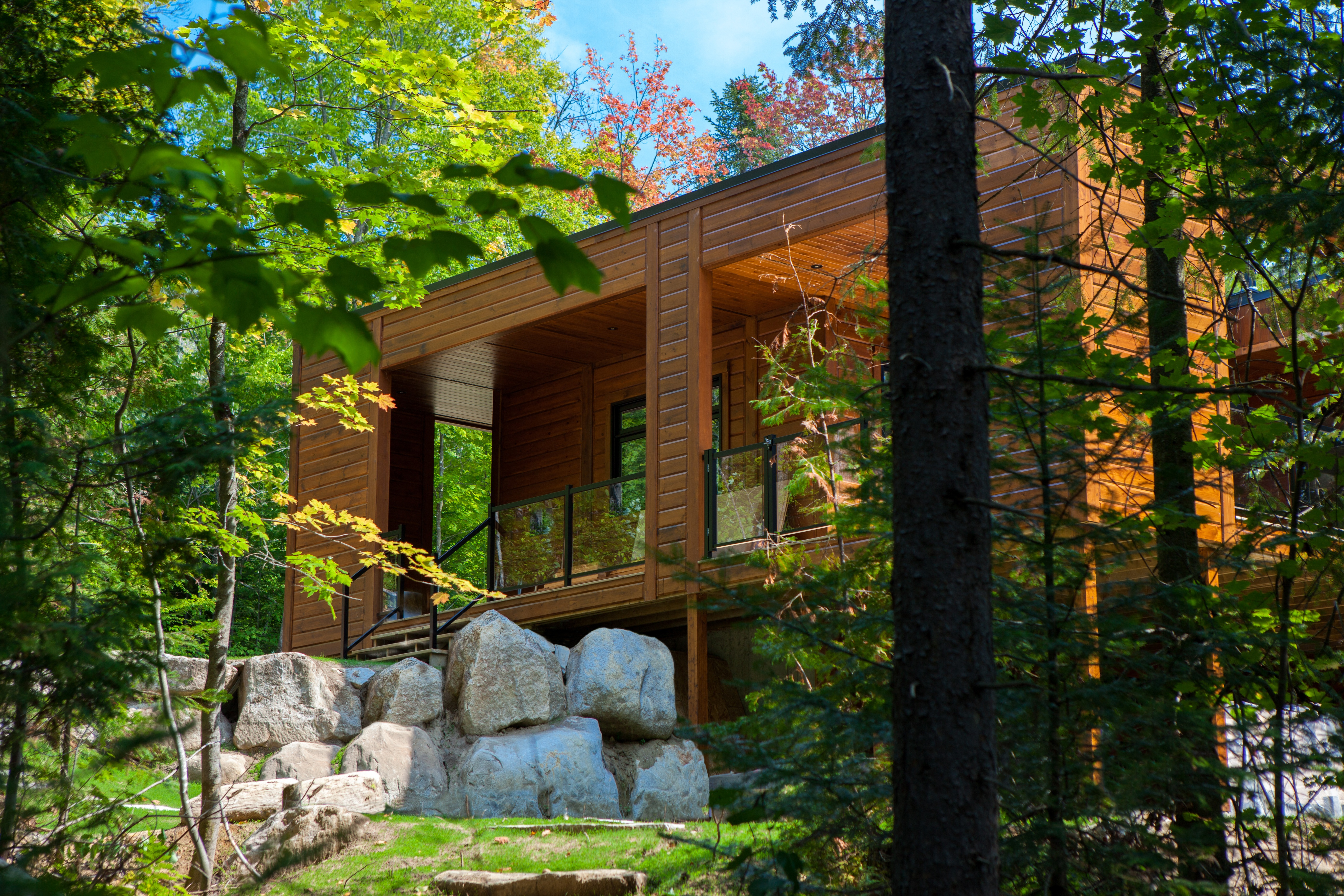 Timber Block Engineered Home - Build Green