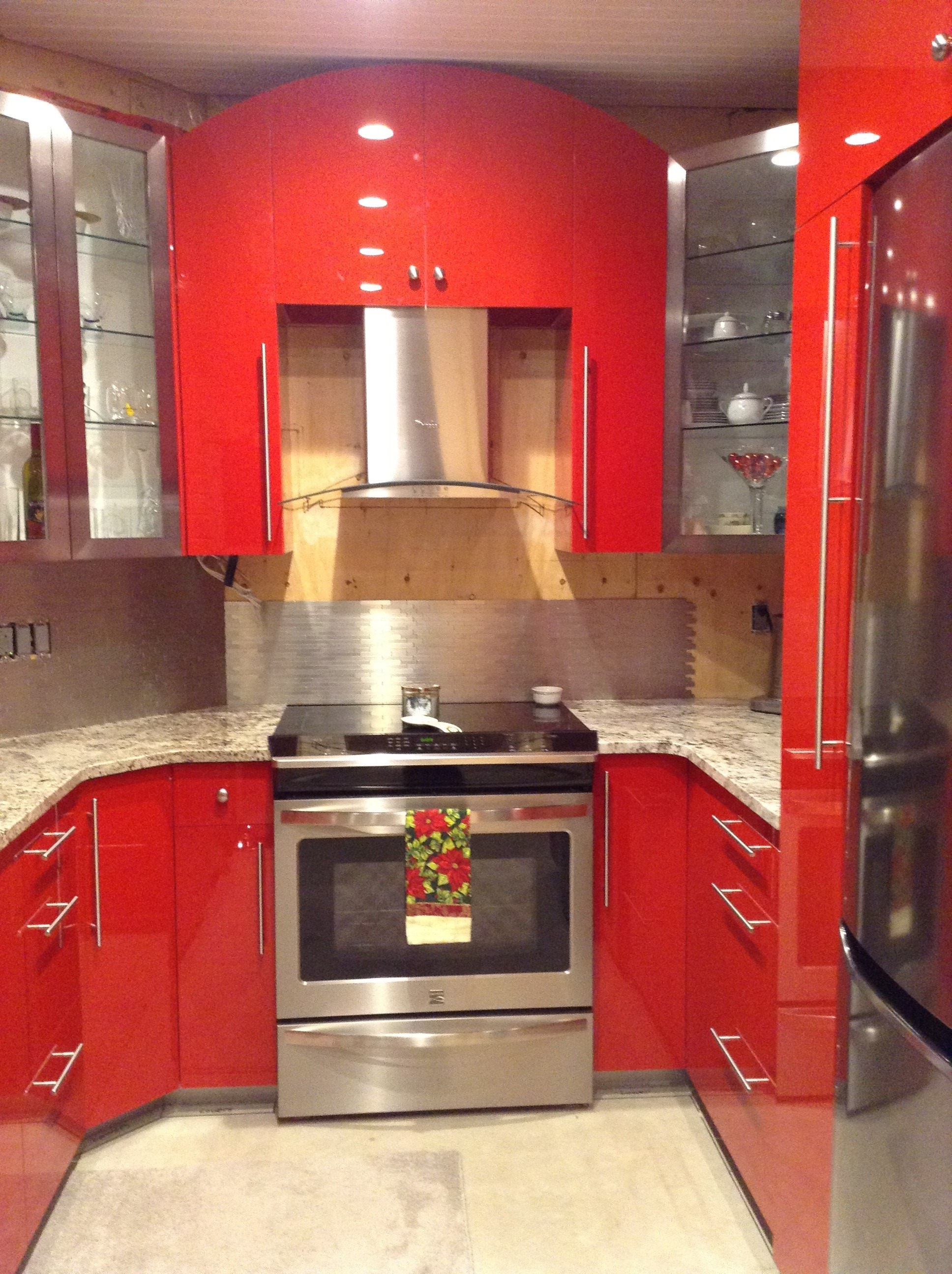 Timber Block home kitchen trends