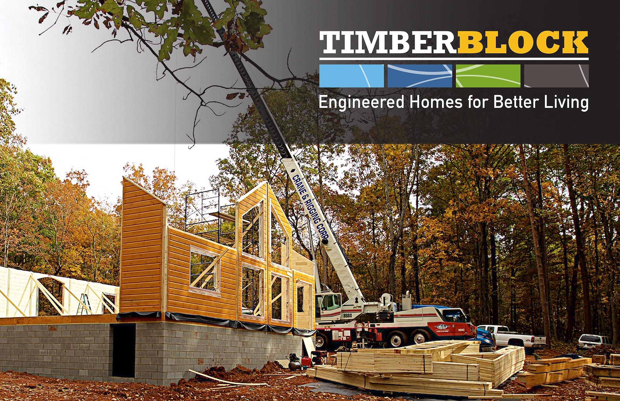 Timber Block Ontario Custom Homes