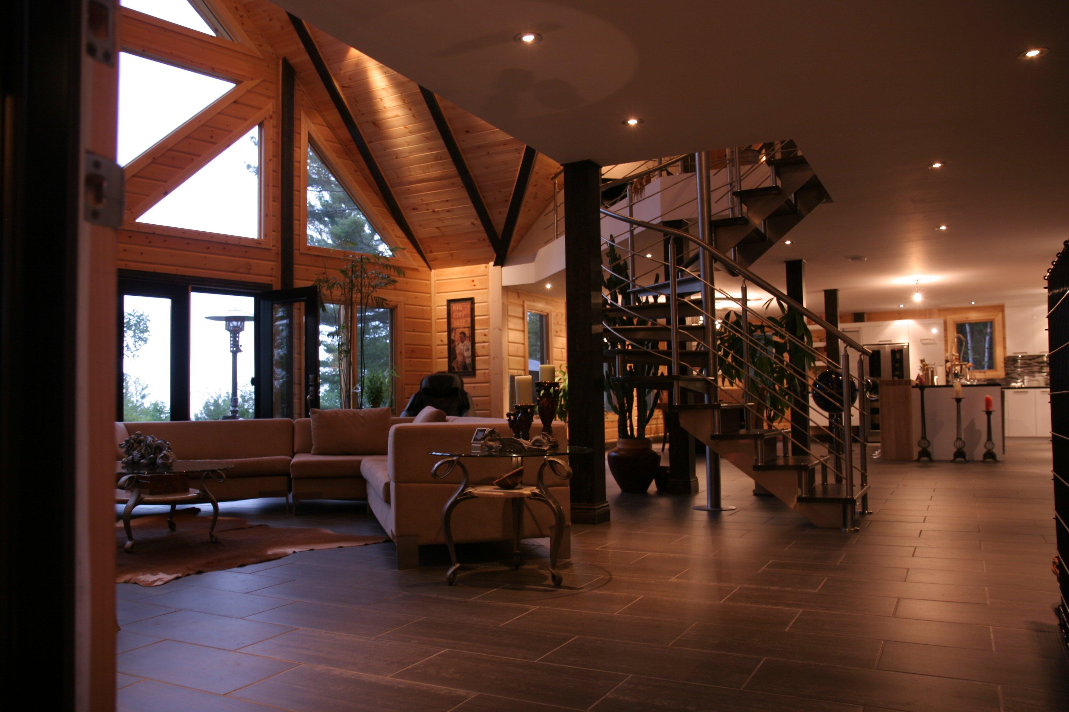 Timber Block Denver Interior