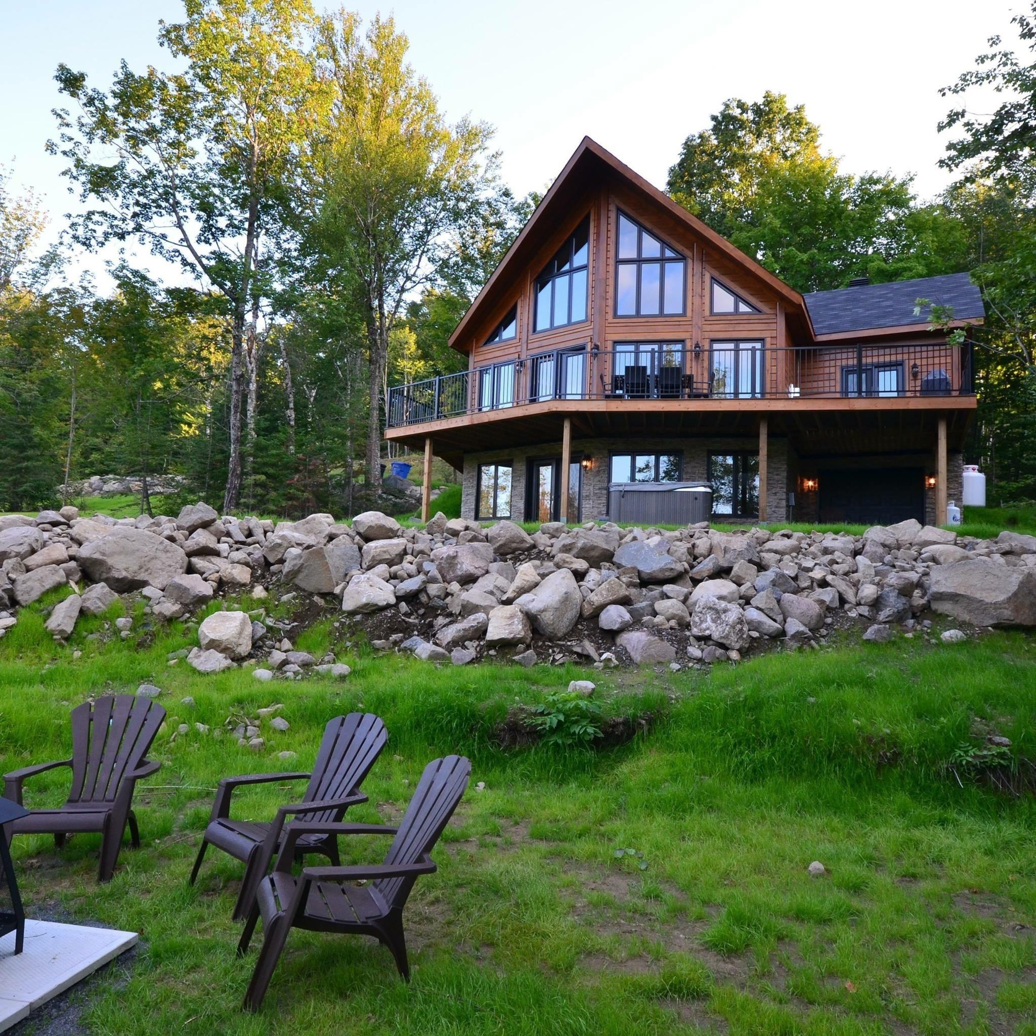 Timber Block Club Lac Walfred