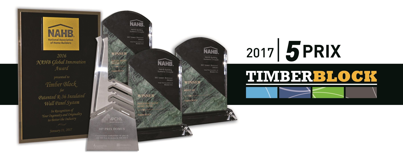 Timber Block awards