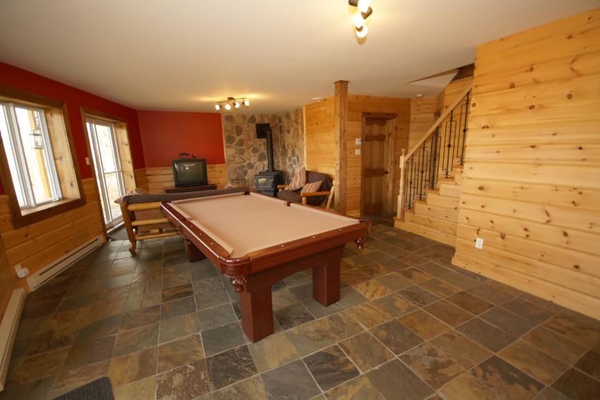 Timber Block home design
