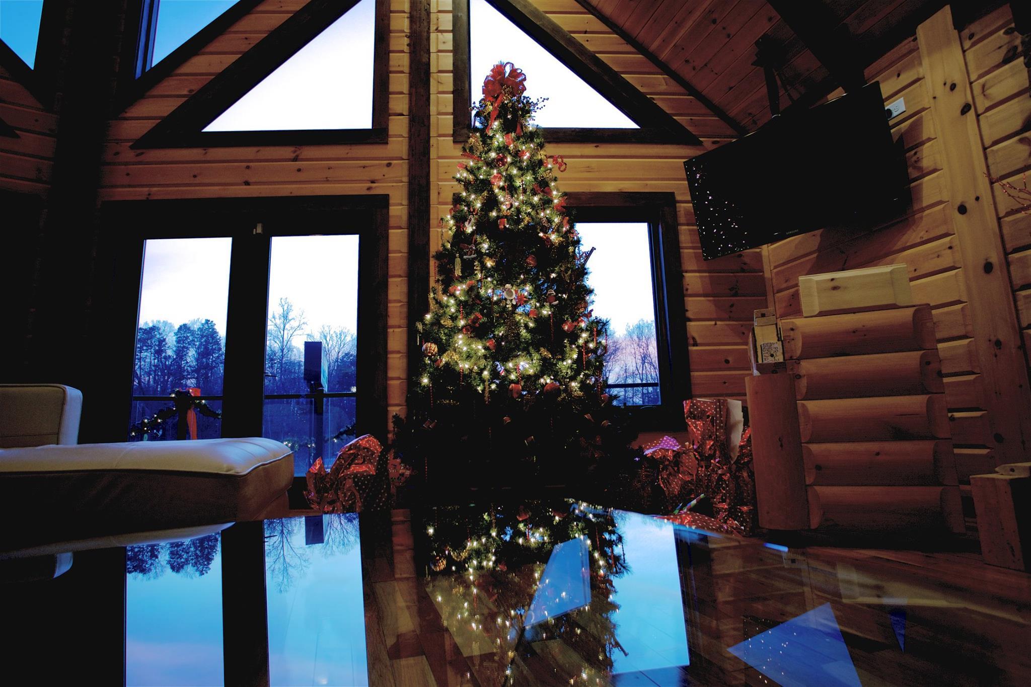 christmas-model home-1
